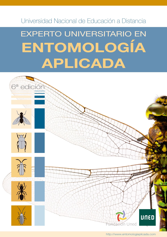Curso de Experto Universitario en Entomología Aplicada (6ª Edición)