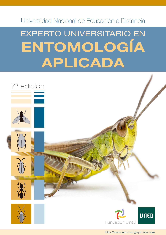 Curso de Experto Universitario en Entomología Aplicada (7ª Edición)